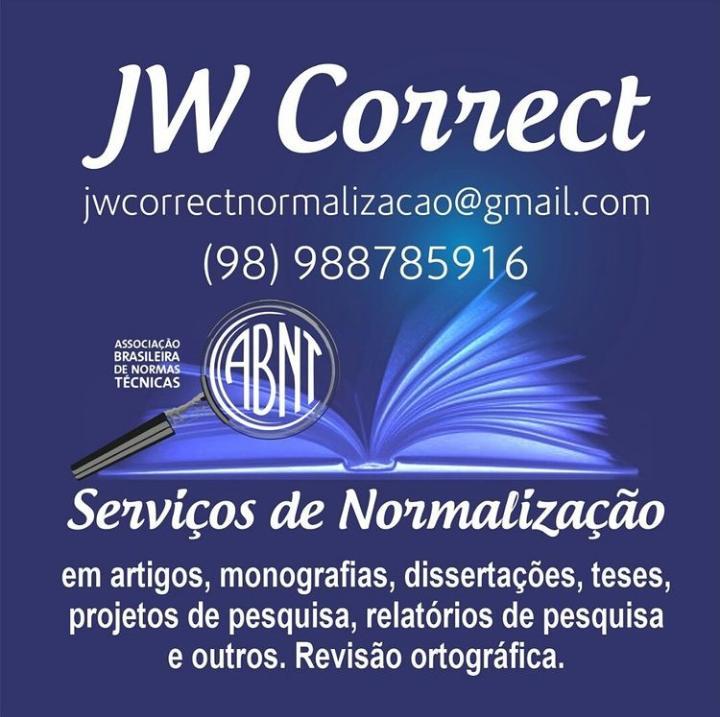 JW correct normalização